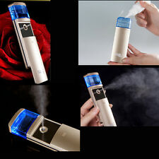 Portable Nano Mist Spray Handy Atomization Mister Face Facial Moisturizing USB