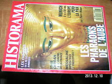 Historama n°56 Les Chouans Cerdan 1948 Messaline Pharaons Cout 3 Glorieuses