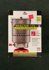 MSR Reactor 1.7L Stove - NEW!