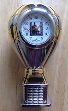 CONGRESSIONAL HISPANIC CAUCUS INSTITUTE HOT AIR BALLOON MINIATURE CLOCK