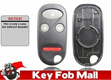 NEW Keyless Entry Remote Key Fob CASE ONLY REPAIR KIT For a 2007 Honda S2000