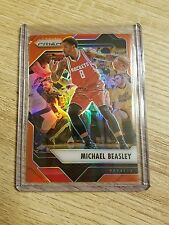 2016-17 Panini Prizm Michael Beasley Orange Prizm #/49