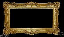 Cornice Antico Oro Cornice di nozze Barocco 96x57 Cornice Grande xxl