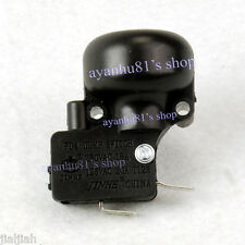 High Power UL Listed Dump Tip Over Switch Fire Safety Tilt Sensor Shut Off 20A