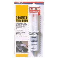 LOCTITE POXYMATIC ALUMINIUM COLLAGE STRUCTURAL ALUMINIUM/ B 552013