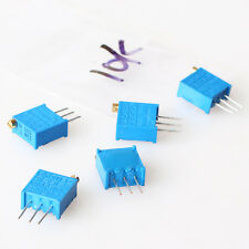 12value 3296 W Potentiometer Assorted Kit Variable Resistor Product 100Ω - 500KΩ