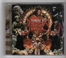 (GZ801) Various Artists, Tribute To Blood - 2014 CD