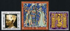 ÄGYPTEN EGYPT 1972 Tut-ench-Amun Ägyptologie 1087-90 + Bl.27 ** MNH KW €70
