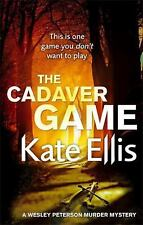 : The Cadaver Game by Kate Ellis...
