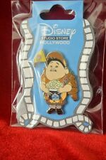 Disney Soda Fountain DSF GSF Russell From UP With Popcorn El Capitan Theatre Pin