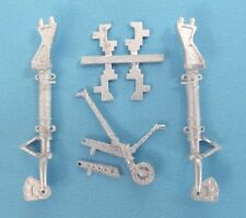 F8F Bearcat Landing Gear & Wing Hinges  For 1/48th Scale Hobby Boss SAC 48157