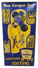Vintage CHILDREN'S HALLOWEEN COSTUME BOX (1940's) Ben Cooper