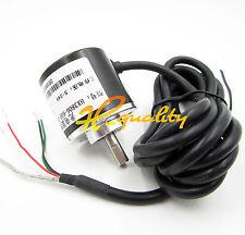 NEW Incremental Rotary Encoder 600p/r 6mm Shaft 5-24vdc