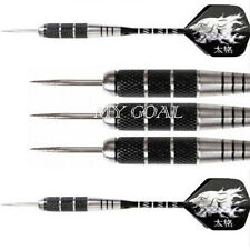 3pcs/Set Tungsten Steel Needle Tip Darts With Dart Flights Sport Professional