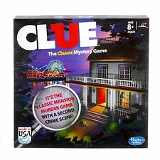 Clue Board Game, 2013 Edition , New, Free Shipping