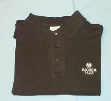 Bacardi Razz Large Black Polo