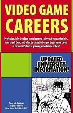 Video Game Careers (Prima Official Game Guides)-ExLibrary