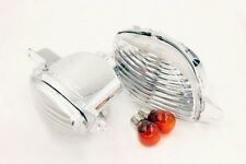 Turn Signals For 1999-2003 2004 2005 2006 2007 Suzuki Hayabusa Gsxr1300 R Clear