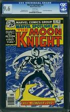 Marvel Spotlight #28 CGC 9.6 1976 1st Solo Moon Kinght! White Pages! F2 127 cm c
