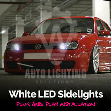 VW Golf mk4 IV 4 TDI GTI r32 Xenon Bianco LED Luce Laterale Lampadina UPGRADE