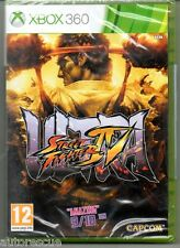 "Ultra street fighter iv (4) ""new & sealed' * xbox 360 *"