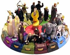 TOYBIZ LORD OF THE RINGS LOTR BURGER KING BK 19-FIGURE FULL SET w/ ELECTRONICS