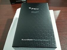 "BlackBerry PRIV STV100-4 5.4"" 32GB 4G LTE Android 5.1 Factory Unlocked New"