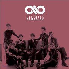 INFINITE - [PARADISE] 1st Album Special Repackage CD K-POP Sealed