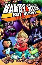 The Adventures of Barry Ween Boy Genius 3-ExLibrary