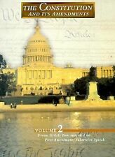 The Constitution and its Amendments Vol. 2; From Article 2, sec. 2 to -ExLibrary