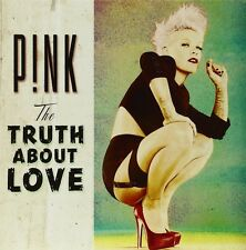 Pink The Truth About Love Vinyl LP New (2 Discs Gatefold)