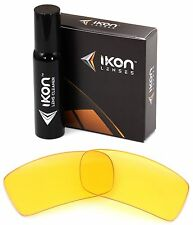 Polarized IKON Replacement Lenses For Electric Technician Sunglasses HD Yellow