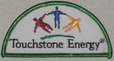 "Touchstone Energy Patch (iron-on) - 3 1/2"" x 1 7/8"""