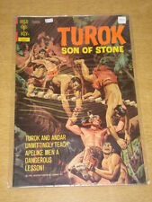 TUROK SON OF STONE #77 FN+ (6.5) GOLD KEY COMICS MARCH 1972