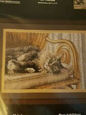 Bucilla Cross Stitch Kit All Thumbs by Sue Ellen Ross