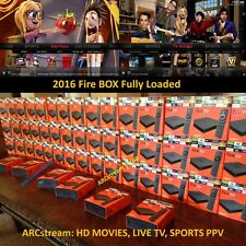 AMAZON FIRE TV BOX 4k JAILBROKEN MOVIES PPV XXX Live Tv SPORTS Movies TV SHOWS