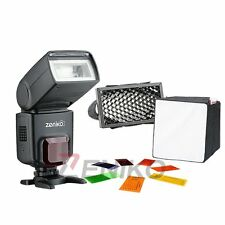 ZT330 Camera Flash Speedlite GN33  & Godox Speedlite Accessories for Canon Nikon