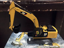 RARE Caterpillar Cat 336E H Hybrid Hydraulic Excavator 1/50 DieCast By DM #85279