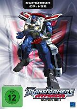 Transformers Armada - Superbox (4 Discs) DVD