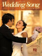 The Wedding Song There Is Love Sheet Music Piano Vocal Slick Wrap NEW  000353882