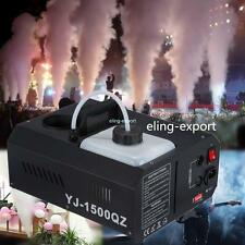 1500W Macchina del fumo DMX Vertical Fogger UpSpray Up Colpo Smoke Fog Machine
