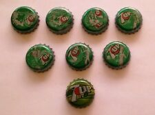 Fido Dido 7up Seven Up PEPSI WATER EXPERIENCE Bottle Caps Tappi Kronkorken Crown