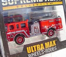 Pierce Dash Fire Truck.  Ultra Max Supreme Hero. Matchbox. NEW in blister pack!