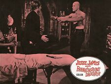 Jesse James Meets Frankenstein's Daughter 1966 Widescreen John Lupton DVD