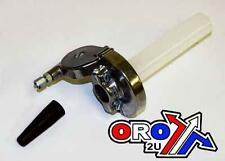 UNIVERSAL MX ENDURO GUNNER GASSER THROTTLE ASSEMBLY TWIST GRIP HONDA CR 250,,