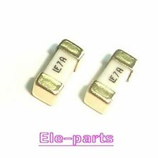 10 PCS 1808 7A 125V Littelfuse Fast Acting SMD Fuse
