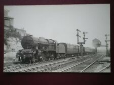 PHOTO LMS LOCO NO 6146 'THE RIFLE BRIGADE'