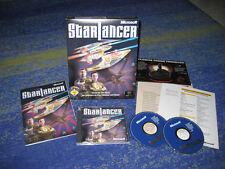 Starlancer PC  inoffiziellen Wing-Commander Nachfolger Deutsch Erstausgabe BOX