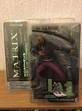 The Matrix Reloaded Series 1: Morpheus Figure (McFarlane Toys, 2003) Sealed