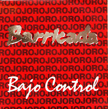 BARRICADA-BAJO CONTROL + ¿QUIEN ES? SINGLE VINILO 1988 SPAIN EXCELLENT COVER